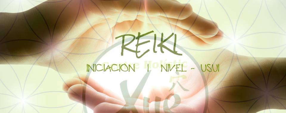 Curso de Reiki Usui Primer Nivel (Iniciación)