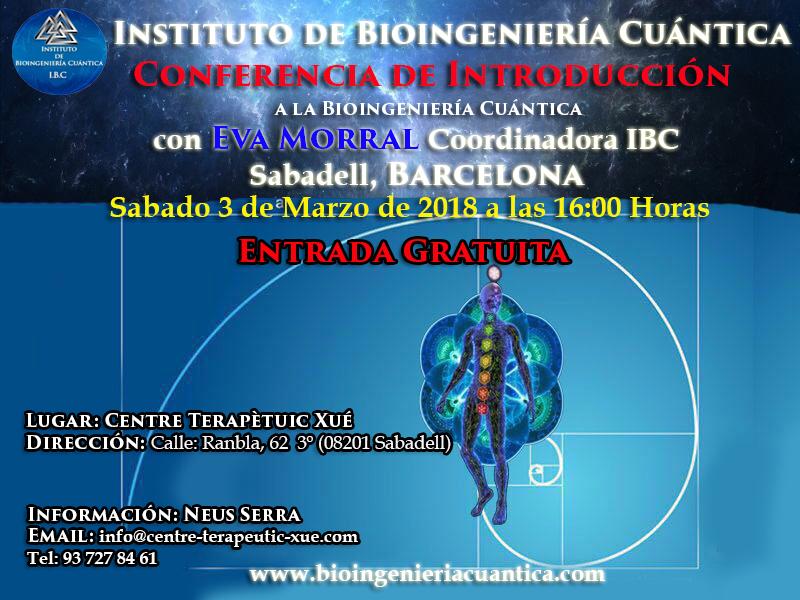 bioingeniería cuántica Sabadell