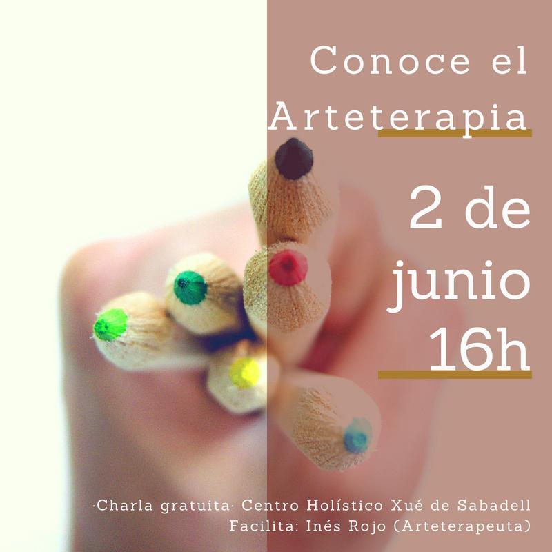 Charla Arteterapia Sabadell