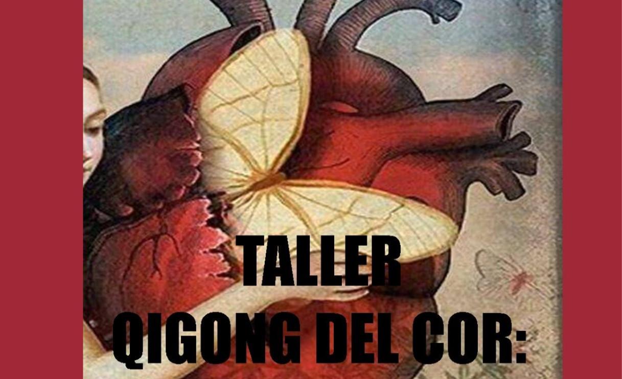 Taller Qigong del Cor en Sabadell