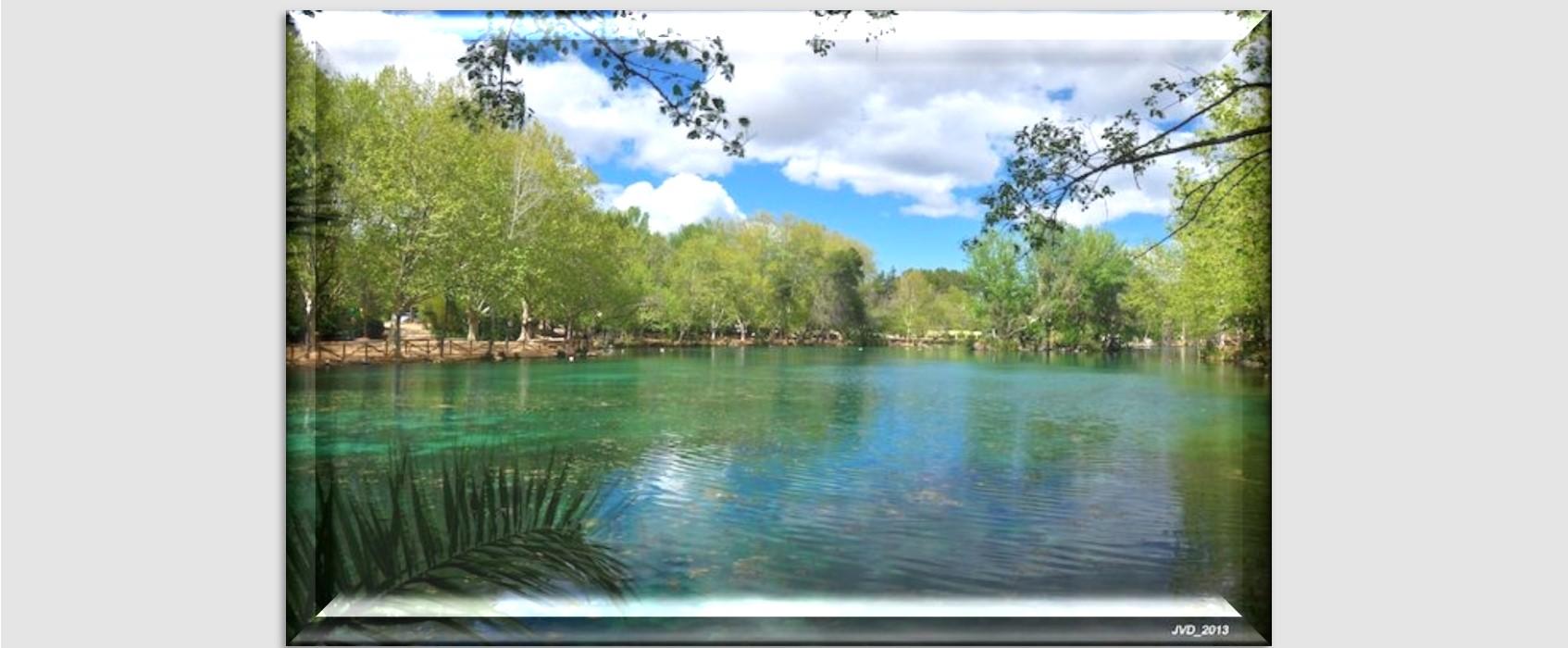 meditación guiada lago