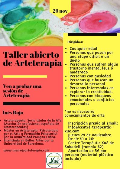 taller arteterapia
