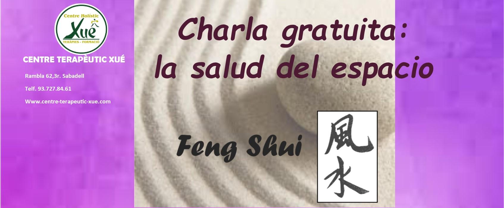 charla gratuita feng shui