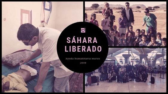 Sáhara liberado 2019