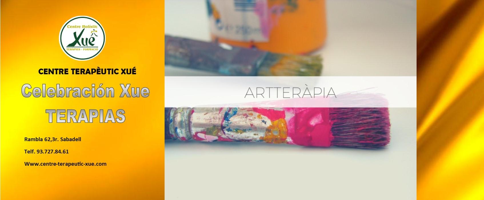 arteterapia en Sabadell