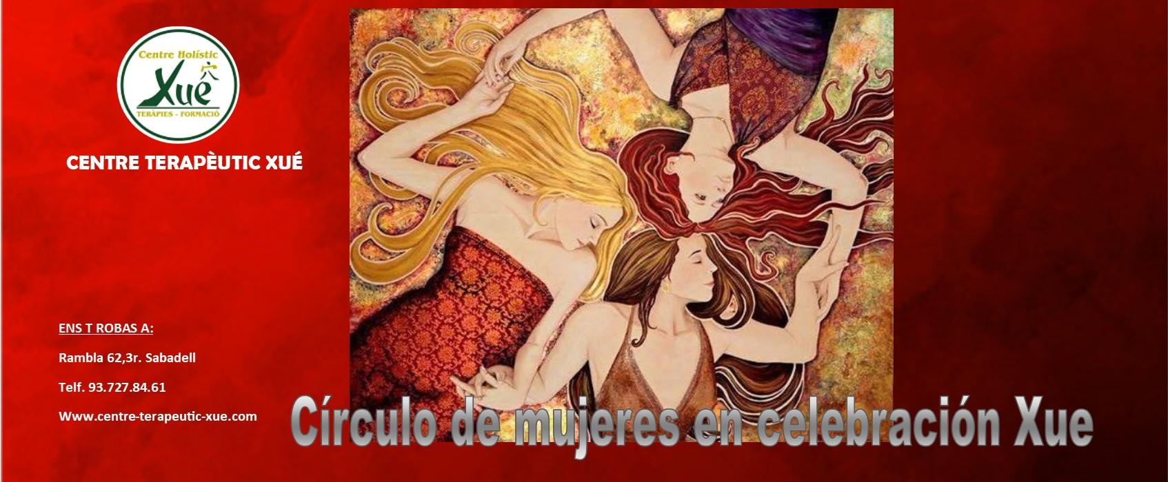 círculo mujeres