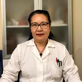 Profesora Wang