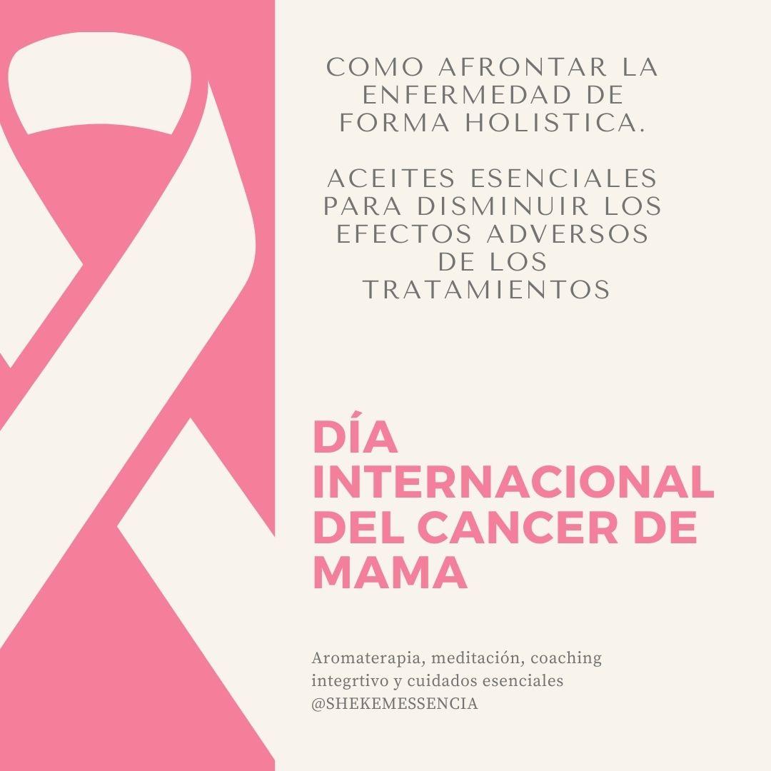 Dia internacional cancer de mama